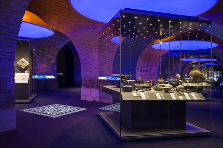Seljuks exhibition, Museum of Turkish and Islamic Art (Istanbul)